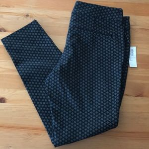 NWT Old Navy Pixie Mid-Rise Pant